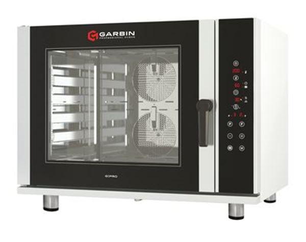 Εικόνα της Φούρνος Ηλεκτρικός Κυκλοθερμικός με ψηφιακό control Garbin Pro 7D, για 7 GN 1/1