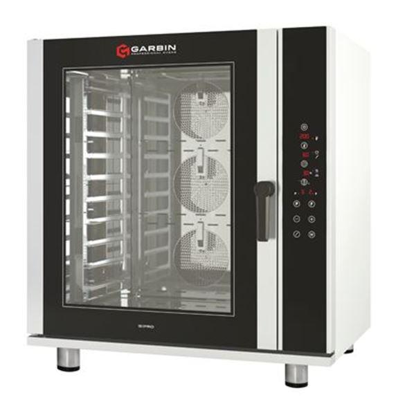 Εικόνα της Φούρνος Ηλεκτρικός Κυκλοθερμικός με ψηφιακό control Garbin Pro 12D, για 12 GN 1/1