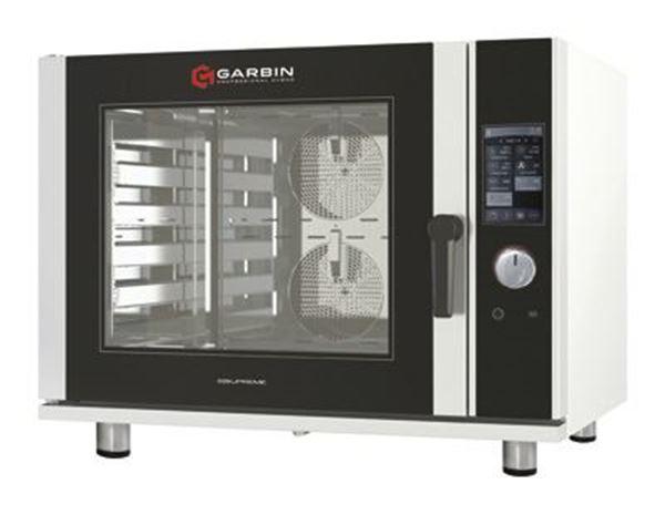 Εικόνα της Φούρνος Ηλεκτρικός Κυκλοθερμικός με ψηφιακό control Garbin Supreme 6, για 6 λαμαρίνες 60x40