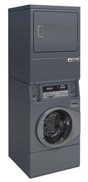 Εικόνα της Πλυντήριο- Στεγνωτήριο Ρούχων Grandimipianti με κερματοδέκτη GHD10C, 10 kg
