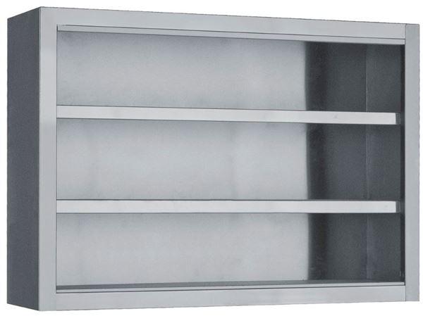Εικόνα της Ποτηριέρα χωρίς πόρτες 120x30x70 cm