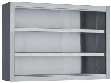 Εικόνα της Ποτηριέρα χωρίς πόρτες 140x30x70 cm
