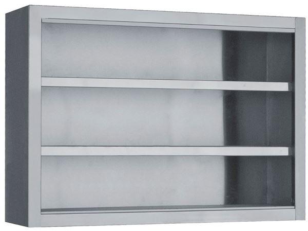 Εικόνα της Ποτηριέρα χωρίς πόρτες 160x30x70 cm