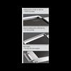 Εικόνα της Πλατώ Κεραμικό με λεία πλάκα 38,5x28,5 cm, 104905 Bartscher