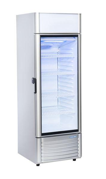 Εικόνα της Ψυγείο Βιτρίνα Όρθια Μονή, 57.5 cm 300 lt