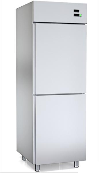 Εικόνα της Ψυγείο Θάλαμος Συντήρηση και Κατάψυξη με 2 Πόρτες και Ψυκτικό Μηχάνημα, 80x81 cm