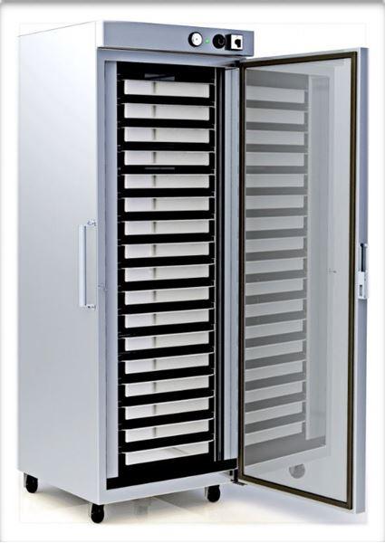 Εικόνα της Θάλαμος Θερμαινόμενος με 1 πόρτα, για 30 GN 1/1