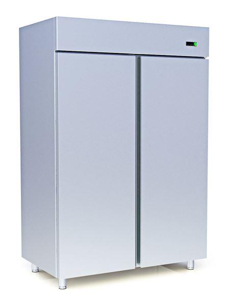 Εικόνα της Ψυγείο Θάλαμος Κατάψυξη με 2 Πόρτες και Ψυκτικό Μηχάνημα, 156x98 cm