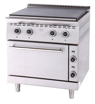 Εικόνα της Κουζίνα Ηλεκτρική με 4 εστίες και φούρνο, σειρά 750, FC4FES7 SER GAS