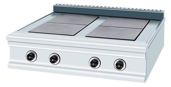 Εικόνα της Εστία Ηλεκτρική με 4 εστίες, σειρά 900, FC4E SER GAS