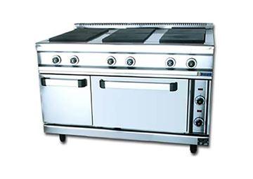 Εικόνα της Κουζίνα Ηλεκτρική με 6 εστίες και φούρνο, σειρά 900, FC6FE SER GAS