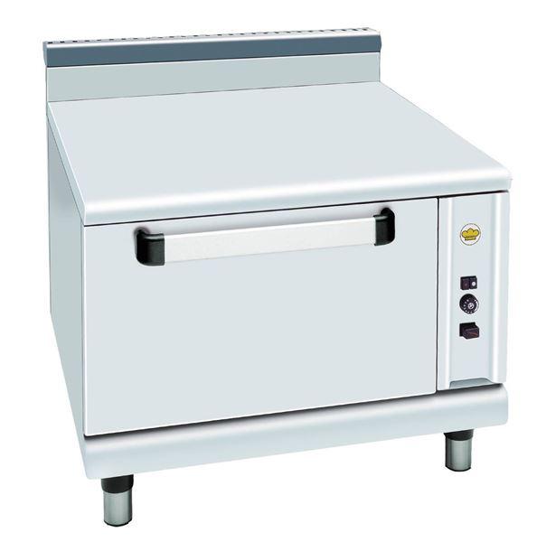 Εικόνα της Φούρνος Αερίου Εστιατορίου για 4 GN 1/1, σειρά 900, FG1 Ser Gas