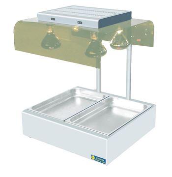 Εικόνα της Θερμαντικό ηλεκτρικό επιτραπέζιο με 4 λάμπες, L4 Ser Gas