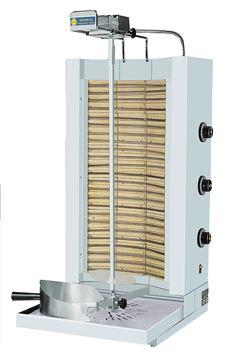 Εικόνα της Γύρος Ηλεκτρικός 3 Διακοπτών, ED3 SER GAS