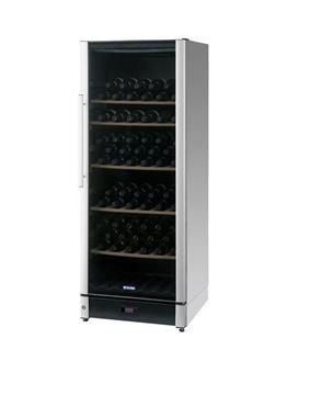 Εικόνα της Βιτρίνα Συντήρησης Κρασιών Επιδαπέδια για 146 μπουκάλια, W155 INTERCOOL