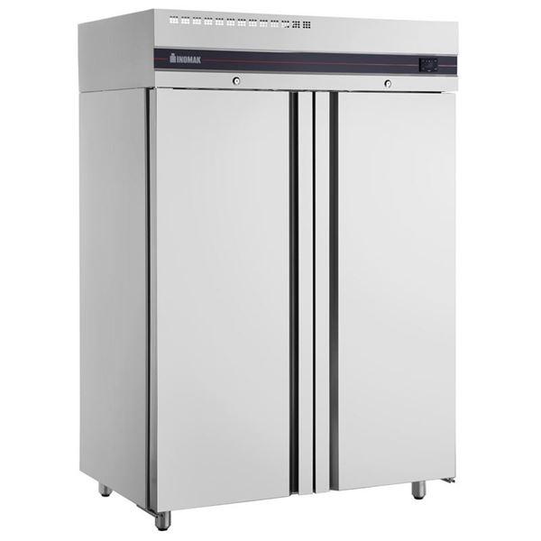 Εικόνα της Ψυγείο Θάλαμος Συντήρηση με 2 Πόρτες και Ψυκτικό Μηχάνημα, CES2144 INOMAK