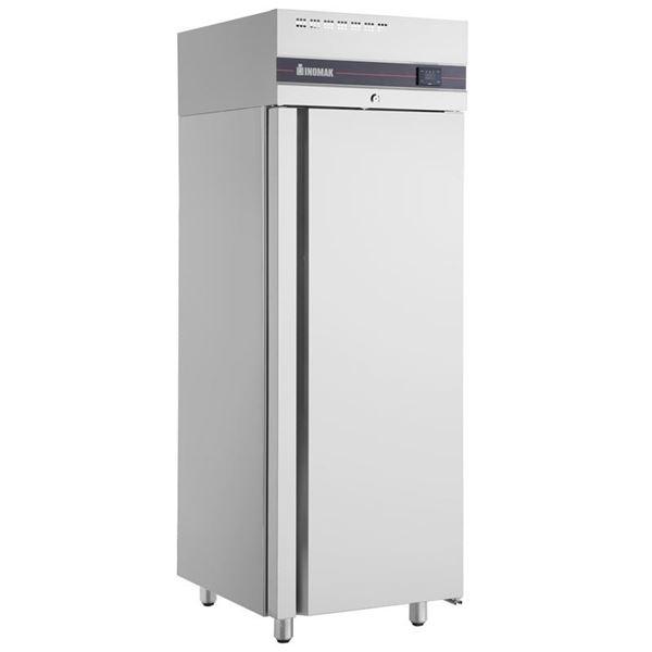 Εικόνα της Ψυγείο Θάλαμος Συντήρηση με 1 Πόρτα και Ψυκτικό Μηχάνημα, CAS172/SL INOMAK