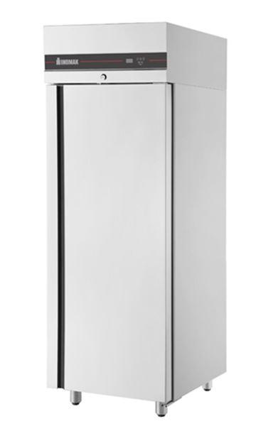 Εικόνα της Ψυγείο Θάλαμος Κατάψυξη με 1 Πόρτα και Ψυκτικό Μηχάνημα, CBP172/SL INOMAK