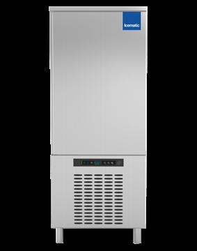 Εικόνα της Blast Chiller - Shock Freezer ST 10 Icematic, για 10 GN 1/1 ή 15 λεκανάκια παγωτού