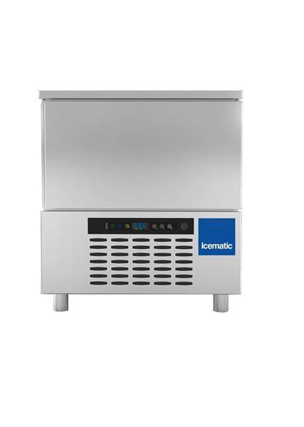 Εικόνα της Blast Chiller - Shock Freezer ST 5 Icematic, για 5 GN 1/1 ή 6 λεκανάκια παγωτού