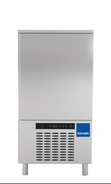Εικόνα της Blast Chiller - Shock Freezer ST 15 Icematic, για 15 GN 1/1 ή 21 λεκανάκια παγωτού