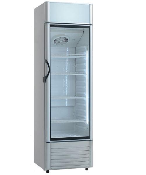 Εικόνα της Ψυγείο Βιτρίνα Όρθια Συντήρηση 289 lt, ΚΚ 381