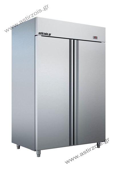 Εικόνα της Ψυγείο Θάλαμος Συντήρηση με 2 Πόρτες και ψυκτικό μηχάνημα