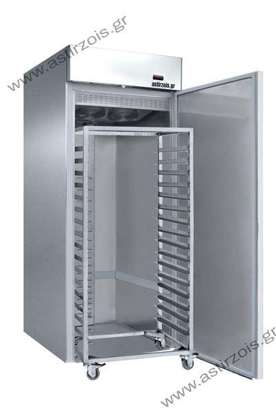 Εικόνα της Ψυγείο Θάλαμος Roll-In Συντήρηση με 1 Πόρτα και Ψυκτικό Μηχάνημα