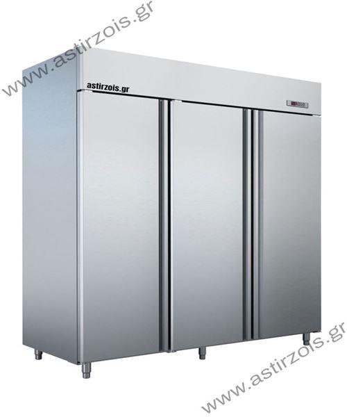 Εικόνα της Ψυγείο Θάλαμος Κατάψυξη με 3 Πόρτες και Ψυκτικό Μηχάνημα