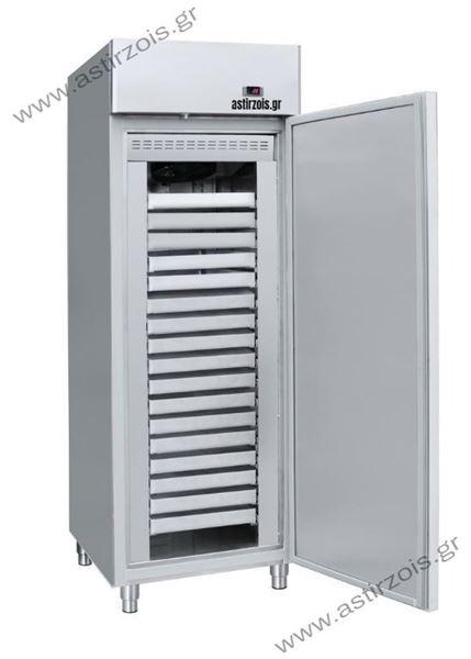 Εικόνα της Ψυγείο Θάλαμος Συντήρηση με 1 Πόρτα και Ψυκτικό Μηχάνημα για λαμαρίνες 60x40