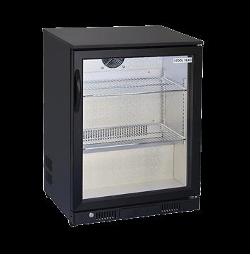 Εικόνα της Ψυγείο Back Bar με 1 Ανοιγόμενη Πόρτα Επιτραπέζιο, 60 cm 133 lt