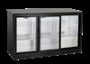Εικόνα της Ψυγείο Back Bar με Συρόμενες Πόρτες Επιτραπέζιο, 135 cm 320 lt