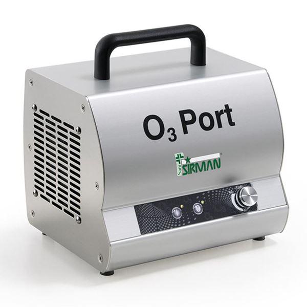 Εικόνα της Αποστειρωτής Αέρα Ozon O3 Φορητός Port10