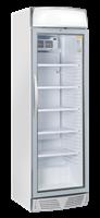 Εικόνα της Ψυγείο Βιτρίνα Συντήρησης Μονή με Φωτεινή Μετώπη, 350 lt