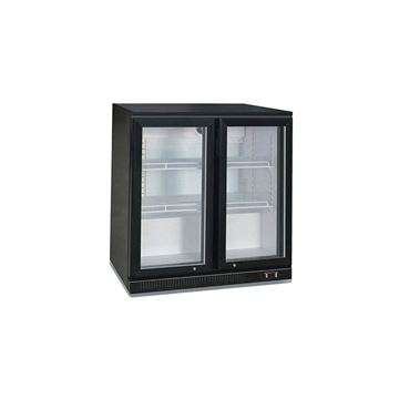 Εικόνα της Ψυγείο Back Bar Συντήρηση Επιτραπέζιο 220 lt, BS-220HS