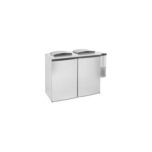 Εικόνα της Ψυγείο Απορριμάτων Διπλό V5-2