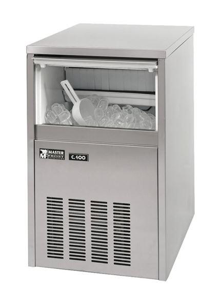Εικόνα της Μηχανή Παγοκύβων Master Frost C-400, 40kg