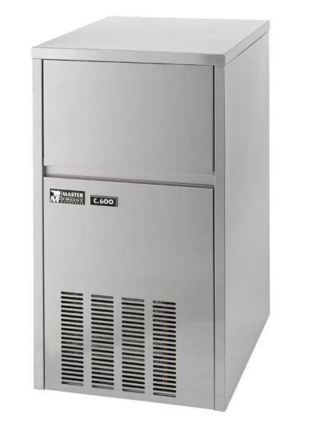 Εικόνα της Μηχανή Παγοκύβων Master Frost C-600, 60kg
