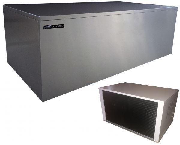 Εικόνα της Μηχανή Παγοκύβων Master Frost C-10000, 1000kg