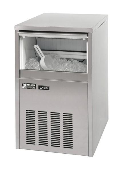 Εικόνα της Μηχανή Παγοκύβων Master Frost M-400, 40kg