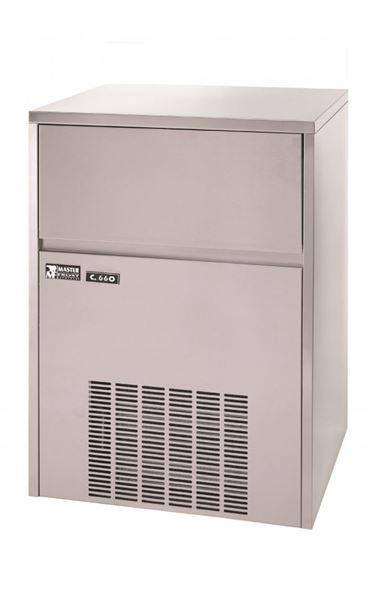 Εικόνα της Μηχανή Παγοκύβων Master Frost M-660, 66kg