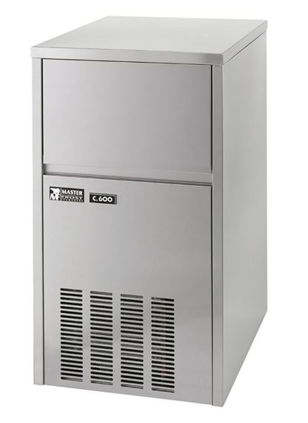 Εικόνα της Μηχανή Παγοκύβων Master Frost M-600, 60kg