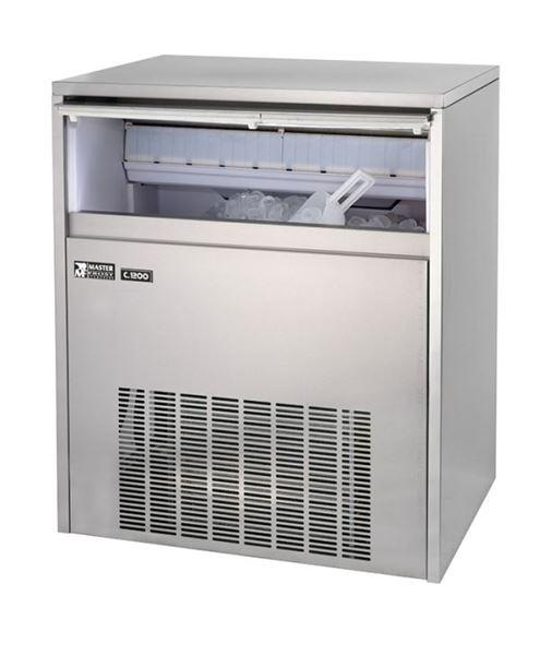 Εικόνα της Μηχανή Παγοκύβων Master Frost M-1200, 120kg