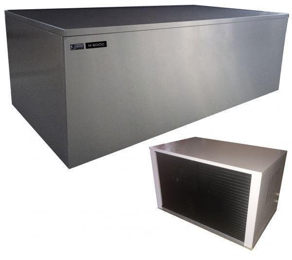 Εικόνα της Μηχανή Παγοκύβων Master Frost M-6000, 600kg